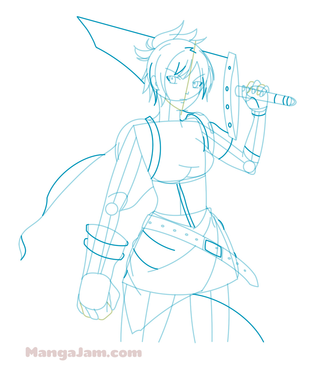 How To Draw Riven From League Of Legends Mangajam Com Add reddit concept to my collection. to draw riven from league of legends