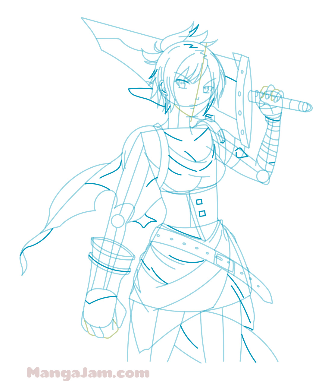 How To Draw Riven From League Of Legends Mangajam Com The whole site has been created with league of legends players in mind. to draw riven from league of legends